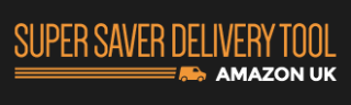 Amazon UK Super Saver Delivery tool logo.