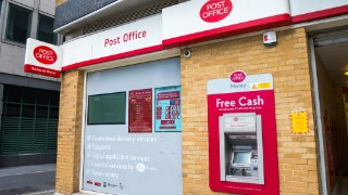 Post Office shop front image