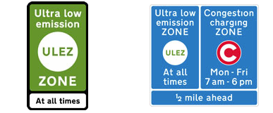 London drivers to face new ultra low emission zone from