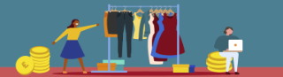 10 ways to turn unwanted clothes into cash