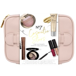 £68ish of No7 make-up for £24