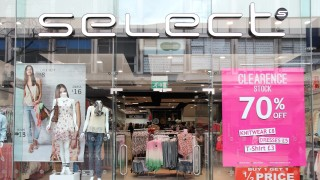 Fashion chain Select falls into administration