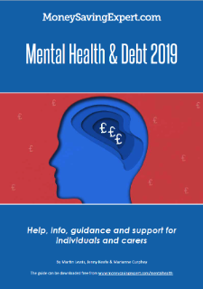 Free Mental Health and Debt booklet - MSE