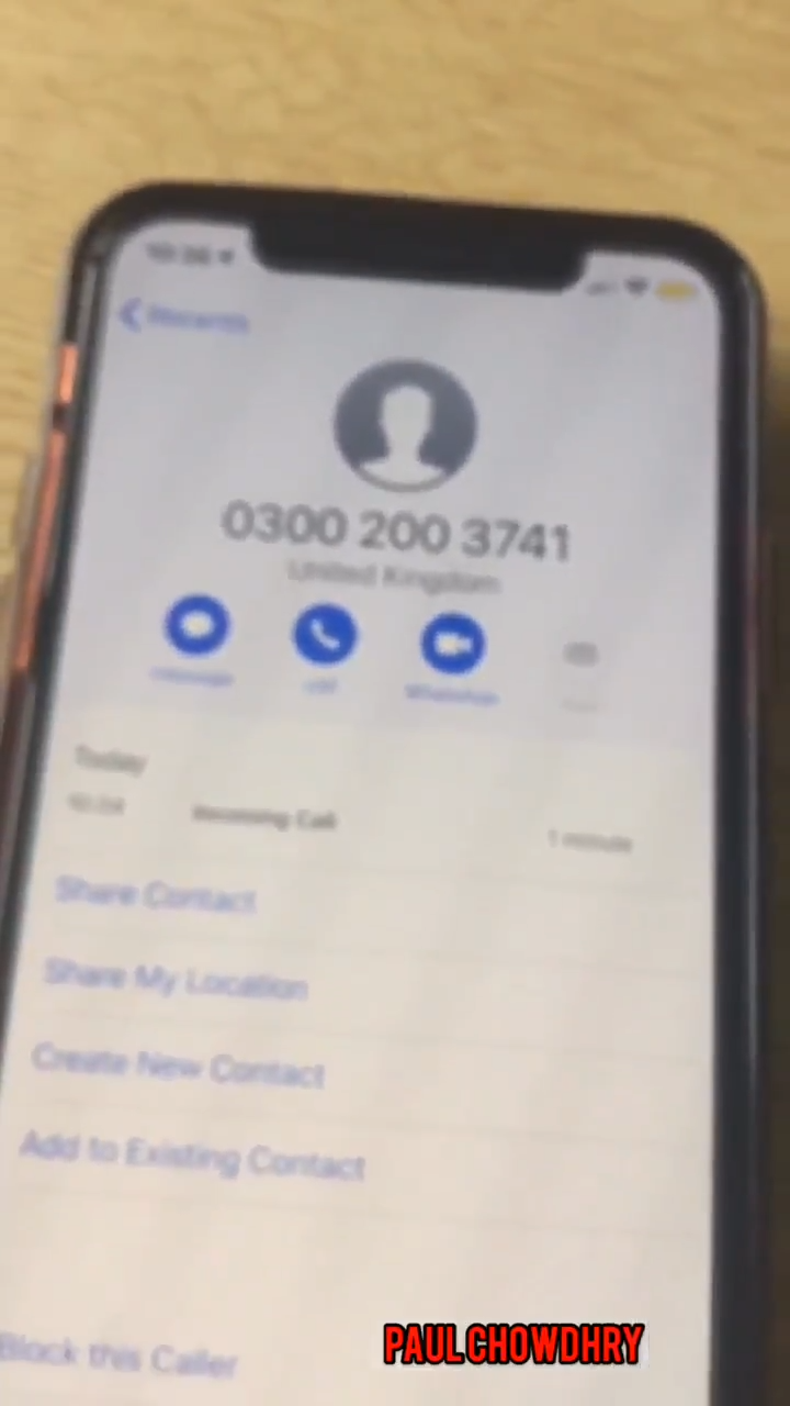 Beware 'HMRC' phone scams – surge in calls telling victims