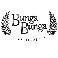 Bunga Bunga free pizza for marathon runners