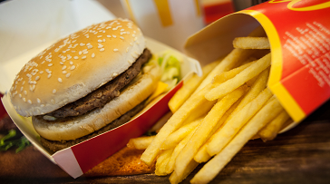McDonald's hacks, eg, FREE hot drink and DIY Big Mac