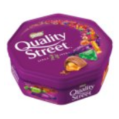 Chocolate tubs two for £7 (norm £5 each)