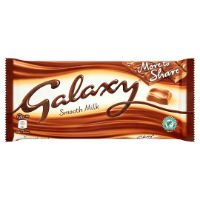 Galaxy milk chocolate (200g)