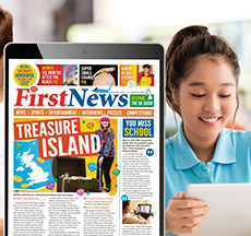 Free digital kids' newspaper subscription
