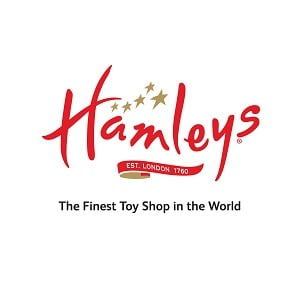 Hamleys £5 off £50 spend, £10 off £100