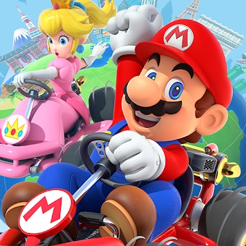 FREE Mario Kart Tour game for iOS/Android