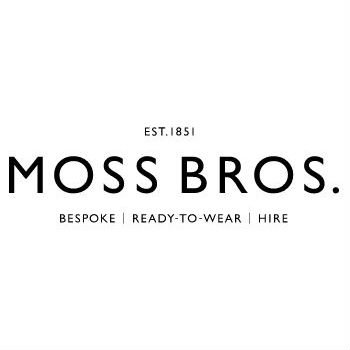 Moss Bros 30% off selected suits