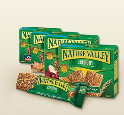 £1 off Nature Valley sweet & salty nut