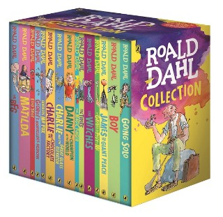 Roald Dahl 15 books collection £20 delivered