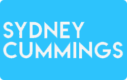 Sydney Cummings logo.