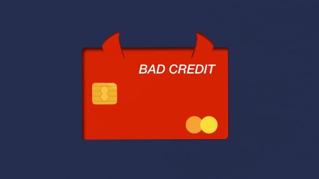 Credit Cards for Bad Credit: Rebuild your score