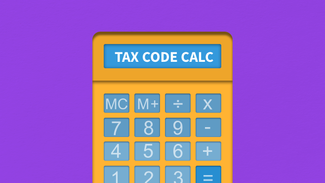Tax codes: free tax calculator to check yours - MSE
