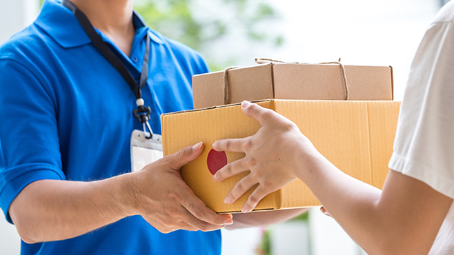 Parcel Delivery Rights