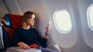How to get a flight upgrade