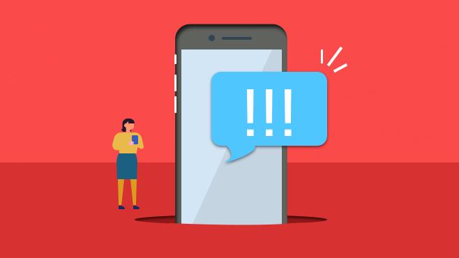 Stop spam SMS text messages - MoneySavingExpert