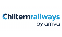 Chiltern Railways logo.