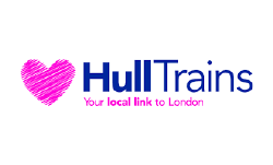 Hull Trains logo.