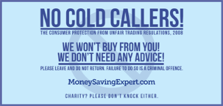 Stop Cold Callers: Stop spam calls, silent calls & junk mail - MSE