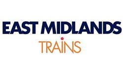 East Midlands Trains logo.