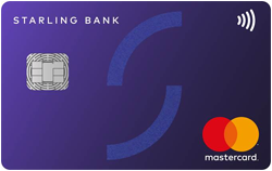 starling bank card image