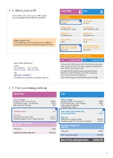 Energy bills explained: Understand them & save £100s - MSE