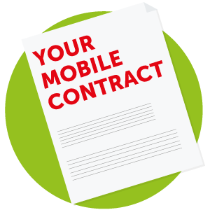 mobile phone contract
