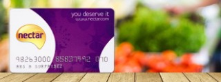 Claim a bonus £1-25 of Nectar points this weekend