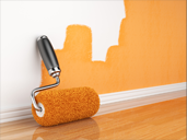 get landlord permission before decorating