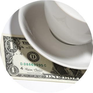Tipping is expected – so factor in the extra cost 79cf315f746c
