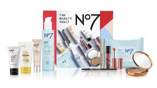 No7 beauty box £30 (with £85 of products)