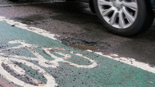 Pothole damage payouts double after harsh winter