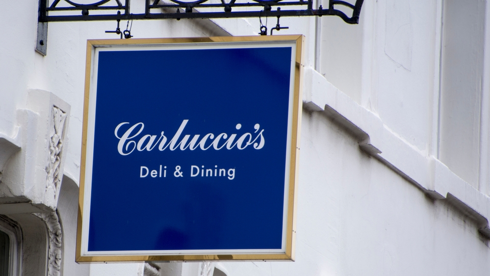 Carluccio's collapses into administration