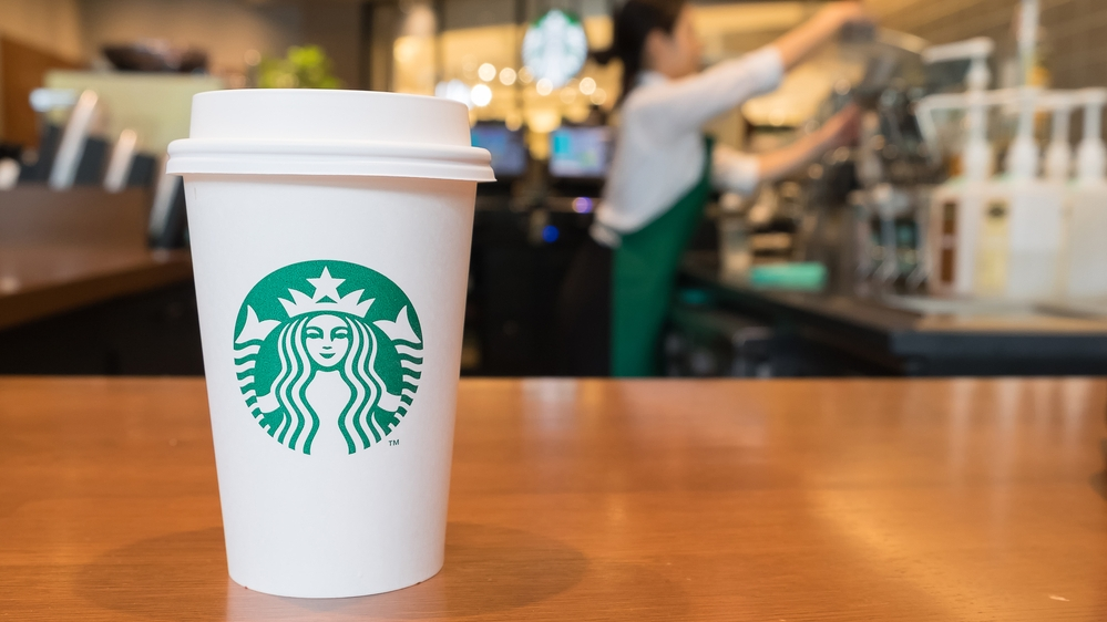 Starbucks suspends use of reusable cups due to coronavirus