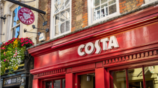 ‌Costa Coffee 50p iced tea/coffee till Thu