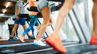 £1 for 1-month gym membership