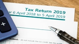 Self-assessment tax return deadline looms - sort it NOW