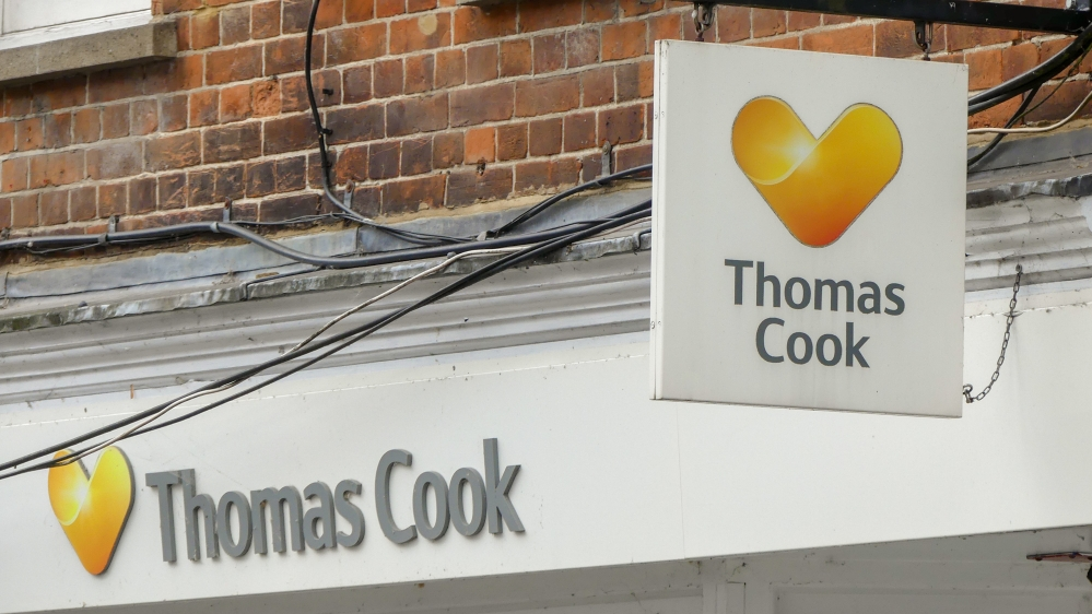 Thomas Cook customers vent anger at refund delays