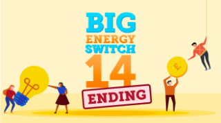 Big Energy Switch 14 ending - save £290/yr