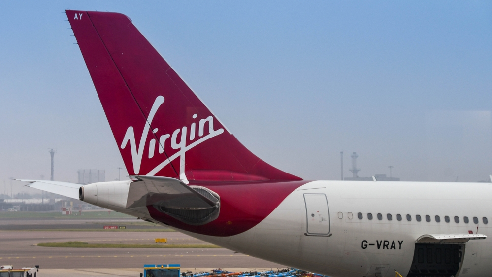 Virgin Atlantic Reward+ credit card-holders to get £40 rebate