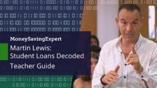 Our 'Student Loans Decoded' video now has a teachers' guide