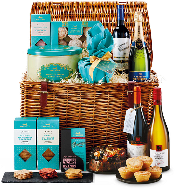 Aldi Exquisite Hamper