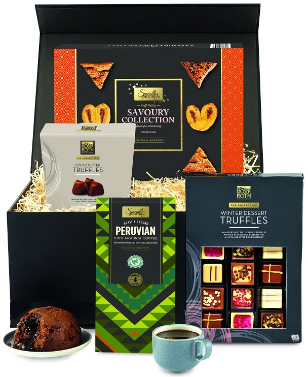Aldi Festive Delights Christmas hamper