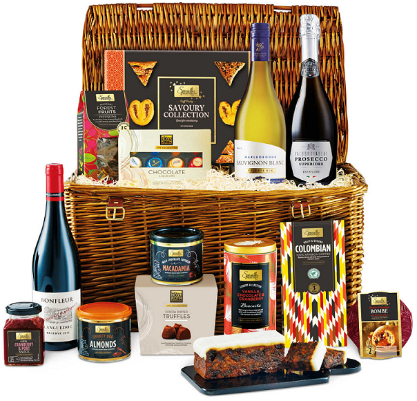 Aldi Specially Selected Luxury Hamper