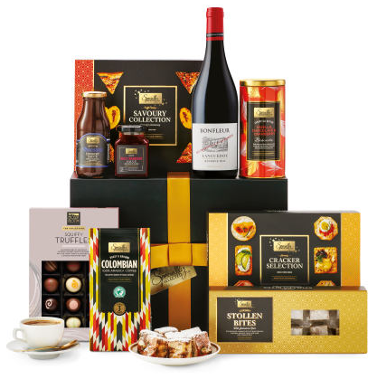 Aldi Specially Selected Treats Hamper