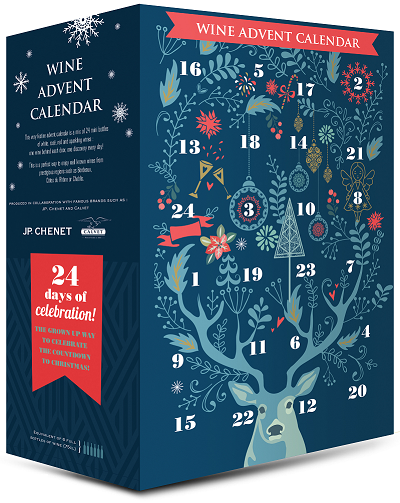 Aldi wine advent calendar